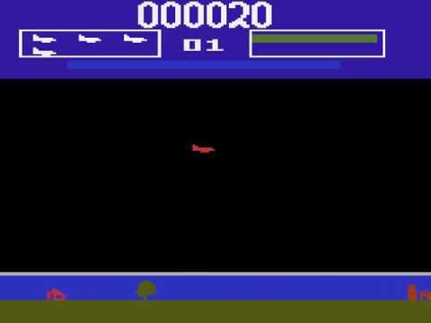 Killer Satellites  ~ Atari 2600