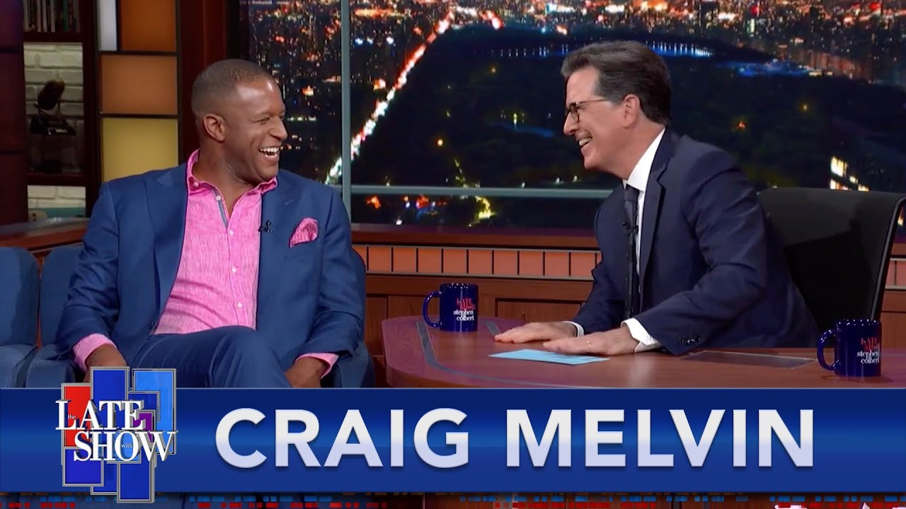 """""""The Pep Talk The Kid From Columbia, SC Needed"""" - Craig Melvin"""