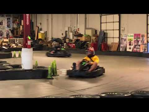 Wyoming go-cart racing -- Famous Idaho Potato Bowl