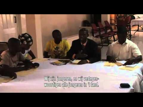 538 voor War Child: Jeroen & Jens in Freetown, Sierra Leone