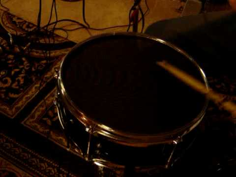 racer52 39 s mini snare acoustic to electronic drum conversion youtube. Black Bedroom Furniture Sets. Home Design Ideas