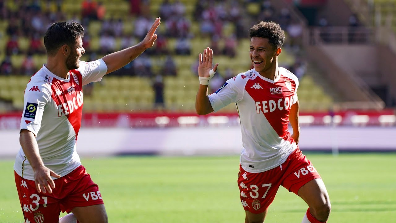 AS Monaco 2-1 FC Nantes (DIOP, GEUBBELS) - AS MONACO