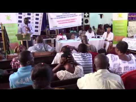 Effutu Parliamentary Debate 2016