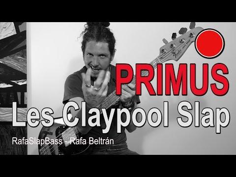 PRIMUS (Les Claypool) Slap Bass