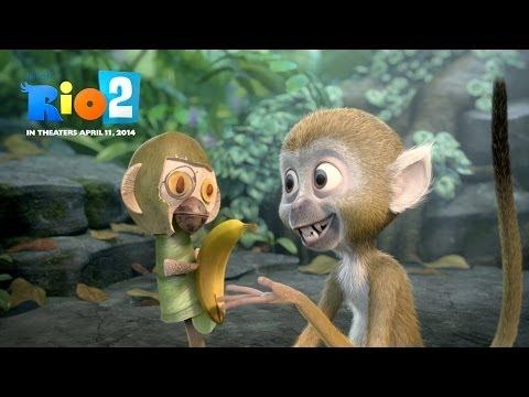 Rio 2   Monkeys Audition   20th Century Fox thumbnail