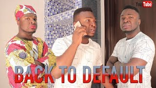 African Home: Default Settings (Samspedy)