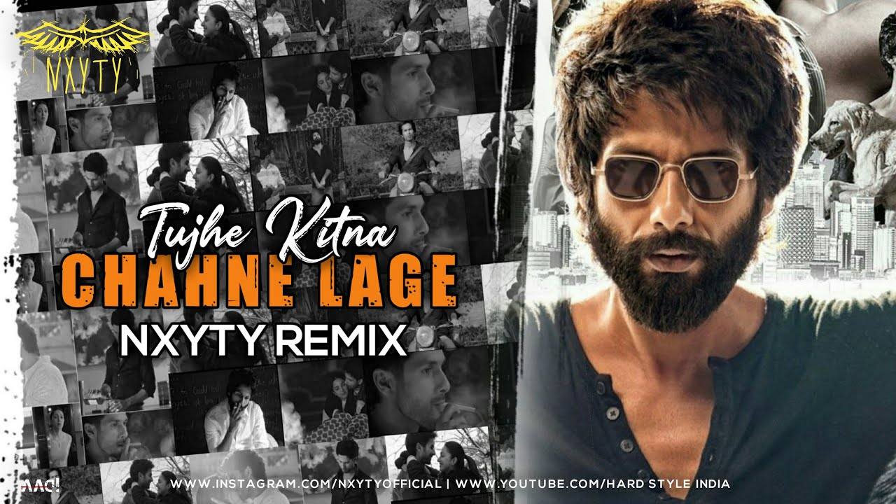 Tujhe Kitna Chahane Lage Hum (Nxyty Chillout Mix)