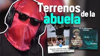 LOS TERRENOS DE LA ABUELA
