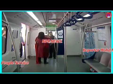 Part (2) Metro Rail Modi waiting for KTR Modi Searching for KTR  Report By. News People Service Repo