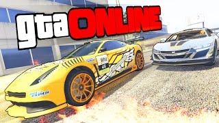 GTA 5 ONLINE (PC) - НА ПОЛНУЮ МОЩЬ! #116