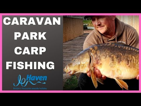 CARAVAN CARP FISHING @ HAVEN HOLIDAY VILLAGE BURNHAM - ON-SEA
