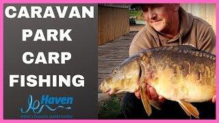 CARAVAN CARP FISHING @ HAVEN HOLIDAY VILLAGE BURNHAM - ON-SEA