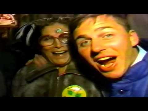 WDSU-TV6 News Tonight  Feb 12 1988 New Orleans (Partial)