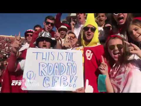 Road to CFB | Oklahoma Game Day | S1E12