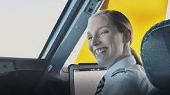 Haaveissa lentäjän ammatti