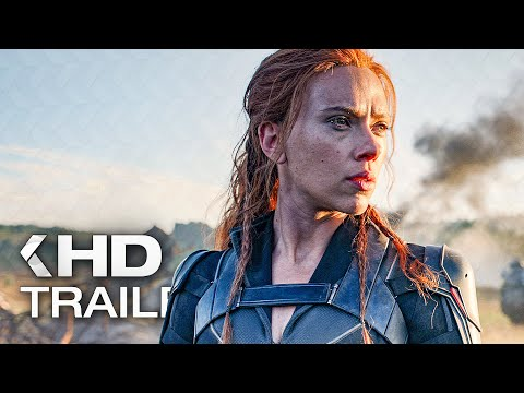 BLACK WIDOW Trailer (2020)