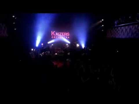 Kaizers Orchestra: Hevnervals (Live @ Vega)