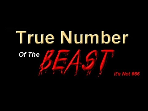 True Number of the Beast