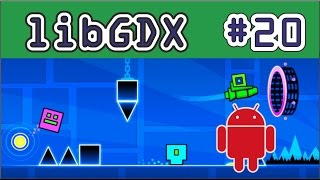LIBGDX para Android - Tutorial 20 - Box2D - How to make games Android