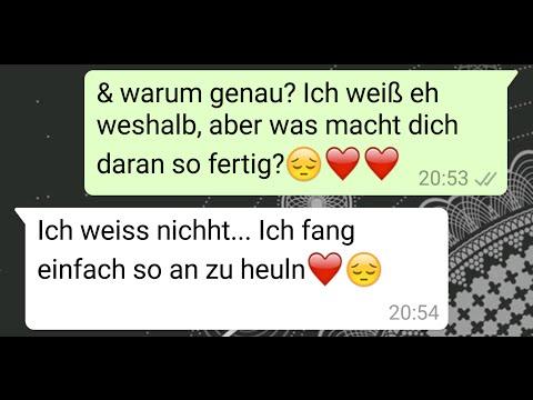 Whatsapp-Chats #7 (Traurig, Süß, Freunde, Liebe)