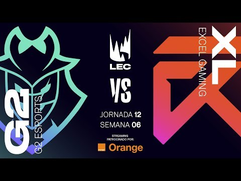 G2 ESPORTS vs EXCEL ESPORTS | LEC | Spring Split [2019] League of Legends