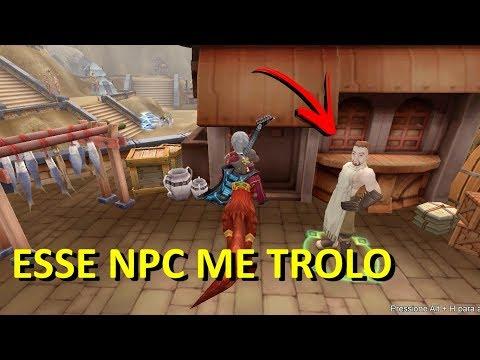 Esse NPC Me Trolo Grand Fantasia Saga 0~200 EP91