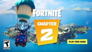 Official Fortnite: Chapter 2 - Season 1 Cinematic Trailer