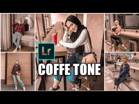 Tutorial Edit Foto Effect Coffee Tone Di Lightroom Android | Efect Coffe