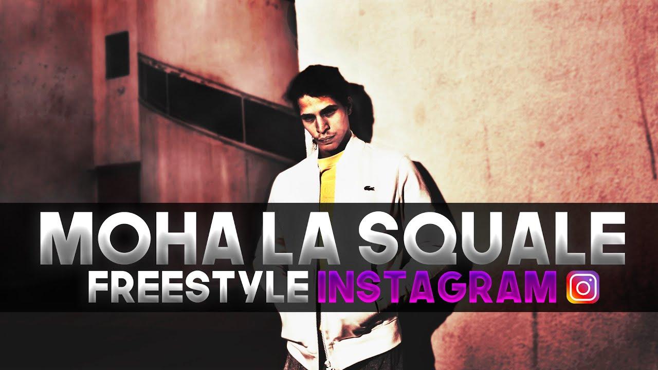 LA SQUALE Son Instagram   (EXCLU INSTA)