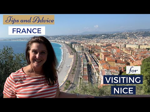 VISIT NICE FRANCE - Travel Tips and Advice (Day Trips to Monaco & Cannes)