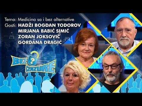 BEZ CENZURE - Hadži Bogdan Todorov, Gordana Dragić, Zoran Joksović i Mirjana Babić Simić