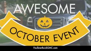 Faulkner Buick GMC Trevose Awesome October - GMC