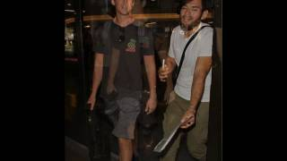 Miles Teller & Girlfriend Keleigh Sperry Arrive Home After Quick Trip to Georgia