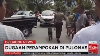 Video Anjing Pelacak Dikerahkan Buru Pelaku Pembunuhan Sekeluarga di Pulomas download MP3, 3GP, MP4, WEBM, AVI, FLV Juni 2017