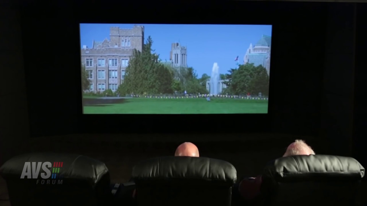 AVS Forum Home Theater of the Month: The Bradley Cinema ...
