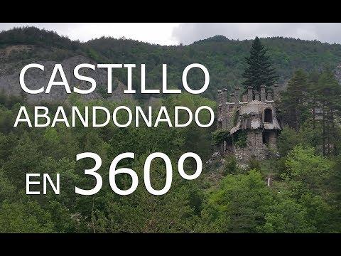 Mansión Abandonada en el Bosque - Exploración en 360º de Lugares Abandonados