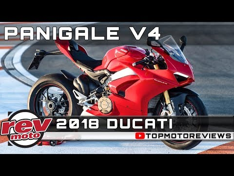 2018 DUCATI PANIGALE V4 Review Rendered Price Release Date