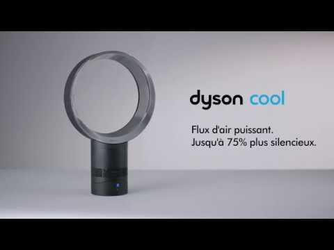 Dyson ventilateur de table am06 but youtube - Ventilateur de table dyson ...