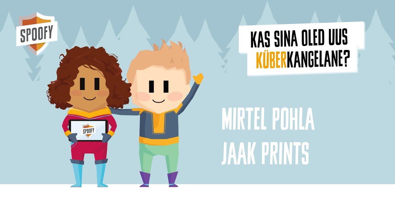 Spoofy | Mirtel Pohla & Jaak Prints