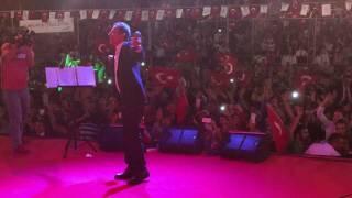 Mustafa Yıldızdoğan 30ekim2016 Tarsus Konseri-potpori