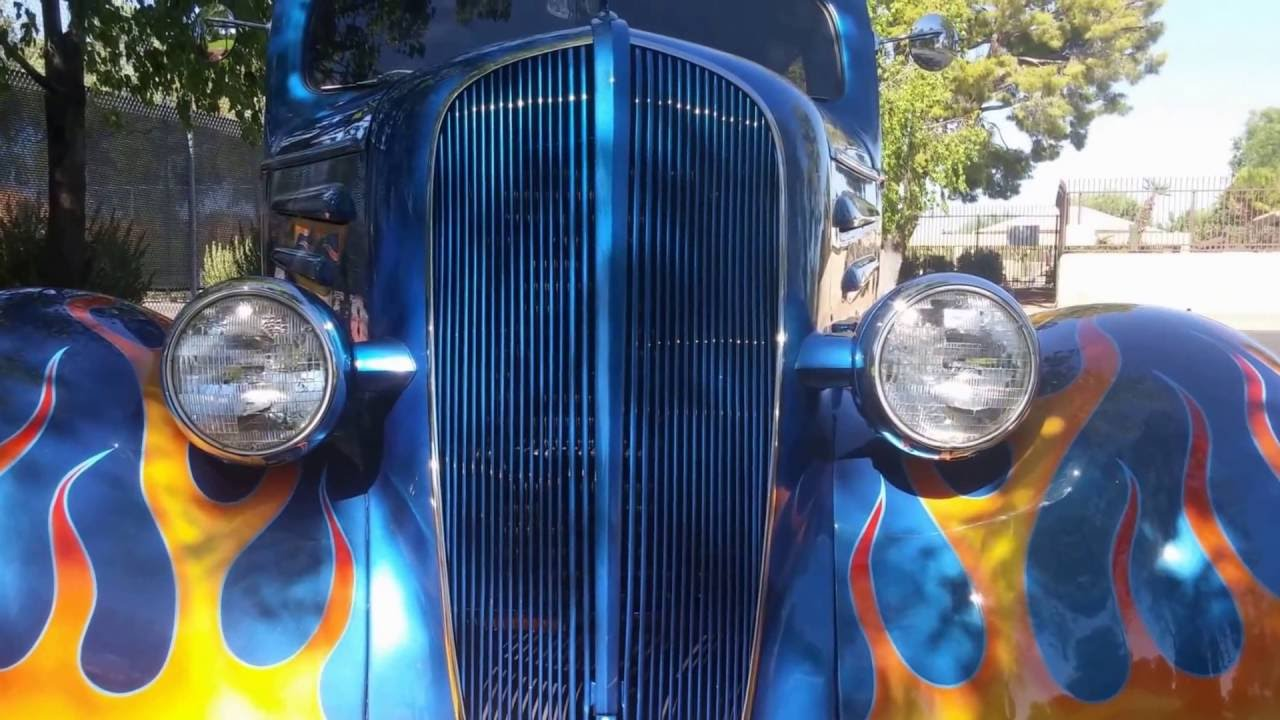36 Chevy Flatback Street Rod For Sale in Phoenix, AZ. Classic Car ...