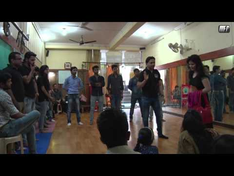 Acting Workshop for Soch Theater Group part - 4 | Moving Frame Productions