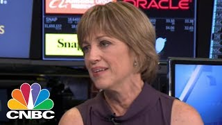 Olympics Gold Medalist Dorothy Hamill At The NYSE | CNBC