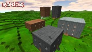 ROBLOX Procedural City Generation Plugin