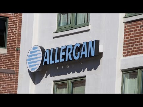 Allergan's CEO Is Already on the Look Out for Another Deal
