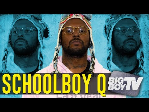 ScHoolboy Q on CrasH Talk Nipsey Hussle Kid Cudi His Horror Movie + More