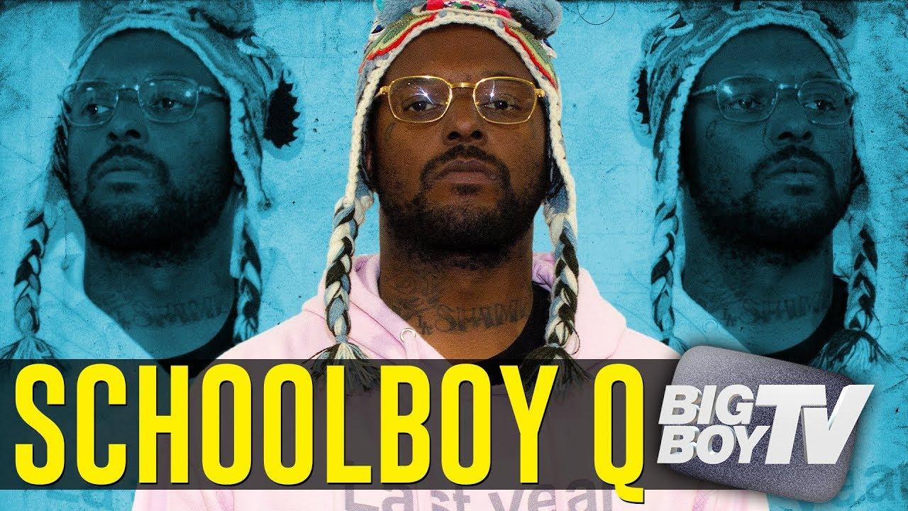 Download ScHoolboy Q on CrasH Talk, Nipsey Hussle, Kid Cudi, His Horror Movie + More!