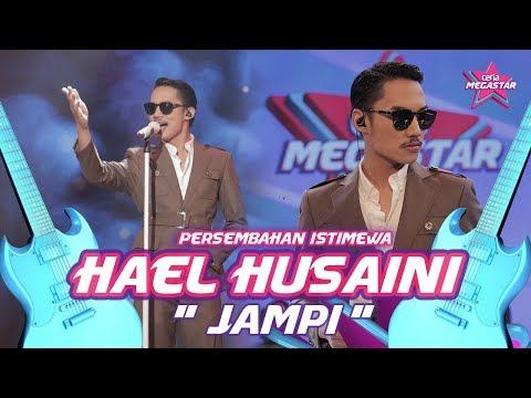 Hael Husaini Jampi penonton Ceria Megastar 2018
