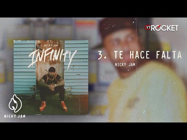 Te Hace Falta - Nicky Jam   Video Letra