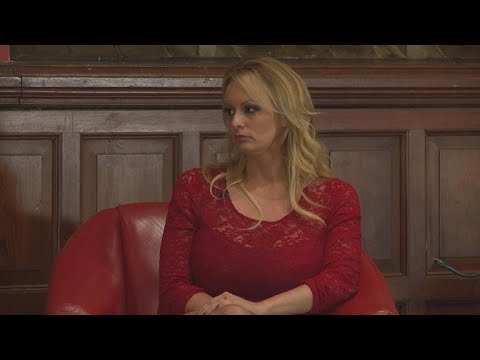 Stormy Daniels reacts to Michael Avenatti arrest
